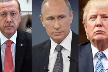 اردوغان در روز پایان توافق آتشبس با آمریکا مهمان پوتین است