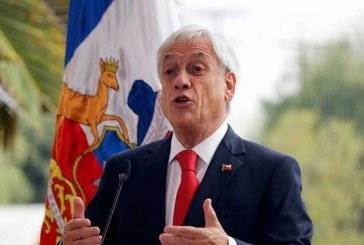 رئیس جمهوری شیلی بسته اصلاحات اجتماعی اعلام کرد