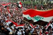 ادامه کشمکش برای ورود تظاهرکنندگان به منطقه سبز بغداد