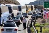 اختصاص ۱۰۰درصد ناوگان اتوبوسی به زوار اربعین