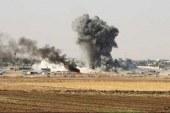 حملات «شیمیایی» ترکیه به شهر «رأس العین» در شمال سوریه
