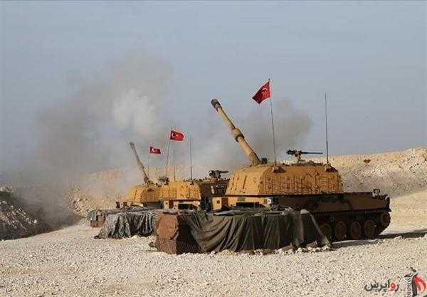 اردوغان از آغاز عملیات در شمال شرق سوریه خبر داد