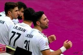 پیروزی تیم ملی هندبال ایران مقابل کره جنوبی در انتخابی المیپک ۲۰۲۰