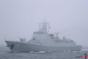 چین و ژاپن پس از ٨ سال رزمایش مشترک برگزار کردند