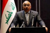دفتر نخستوزیر عراق: عبدالمهدی قصد استعفا ندارد