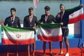 تیم روئینگ ایران به ۳ نشان برنز رسید/ پایان کار کشورمان با ۷ مدال