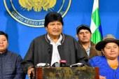 «اوو مورالس» رئیس جمهور بولیوی از سمت خود استعفا کرد