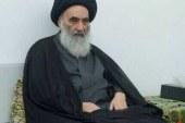 مرجعیت عالی عراق در توافق احزاب سیاسی بر موضوع دولت دخالتی ندارد