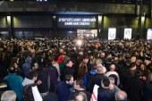 اعتراض به نمایش فیلمی مستهجن در تفلیس به خشونتکشیده شد