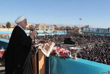 روحانی: سال آینده تحریم تسلیحاتی ایران برداشته میشود