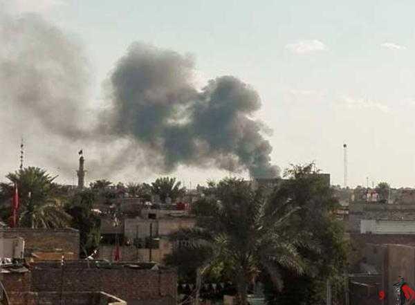 انفجار شدید مرکز بغداد را لرزاند
