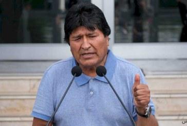 افشاگری مورالس از طرح آمریکا برای انتقال وی به گوانتانامو