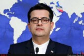موسوی: دخالت در امور داخلی ایران برای ما غیر قابل تحمل است