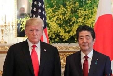 گفتوگوی تلفنی 'آبه' و'ترامپ' پس از سفر روحانی به ژاپن