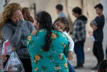 آمریکا اولین گروه از مهاجران مکزیکی را اخراج کرد