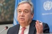 گوترش: آمریکا با تحریم ایران، قطعنامه ۲۲۳۱ را نقض کرده است