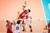 والیبال انتخابی المپیک / ساعت بازیهای ایران مشخص شد