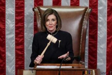 ترامپ: نانسی یک دیوانه است