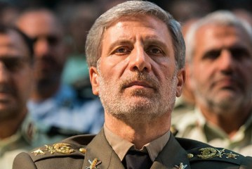 وزیر دفاع: انتقام خون سردار سلیمانی از تمام عاملین و مرتکبین گرفته خواهد شد