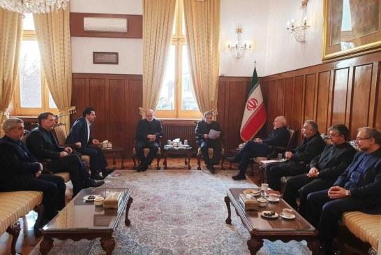 جلسه فوق العاده وزارت امور خارجه به مناسبت شهادت سردار سلیمانی