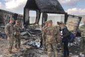 پنتاگون: ۳۴ نیروی آمریکایی درحمله به پایگاه عین الاسد دچار آسیب مغزی شدند