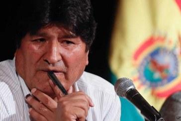 مورالس گزینه خود برای انتخابات بولیوی را معرفی کرد