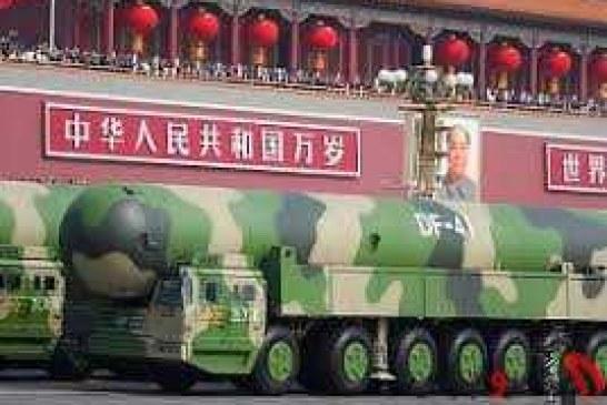 چین به دومین تولیدکننده بزرگ تسلیحات جهان تبدیل شد