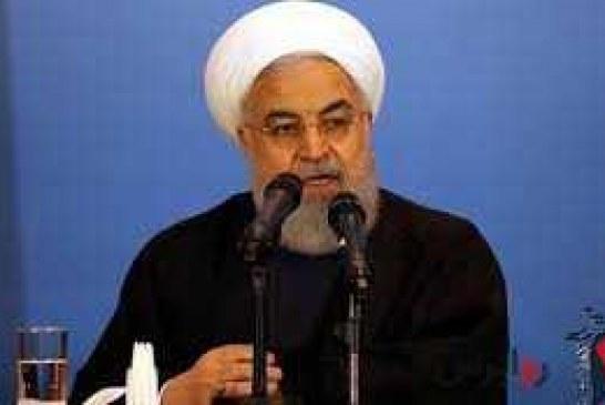 روحانی: آمریکا نمیتواند از پیامدهای ترور شهید سلیمانی فاصله بگیرد