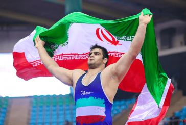 کشتی قهرمانی آسیا| فرنگی کاران ایران با 5 طلا، یک نقره و 3 برنز قهرمان شدند