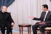 گزارش «الوطن» از اهداف سفر لاریجانی به سوریه