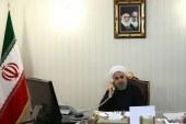 پیشنهاد روحانی برای برگزاری نشست سه جانبه ایران، ترکیه و سوریه در زمینه ادلب
