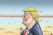 سیانان: ترامپ در هفته گذشته ۴۴ ادعای غلط مطرح کرده است.