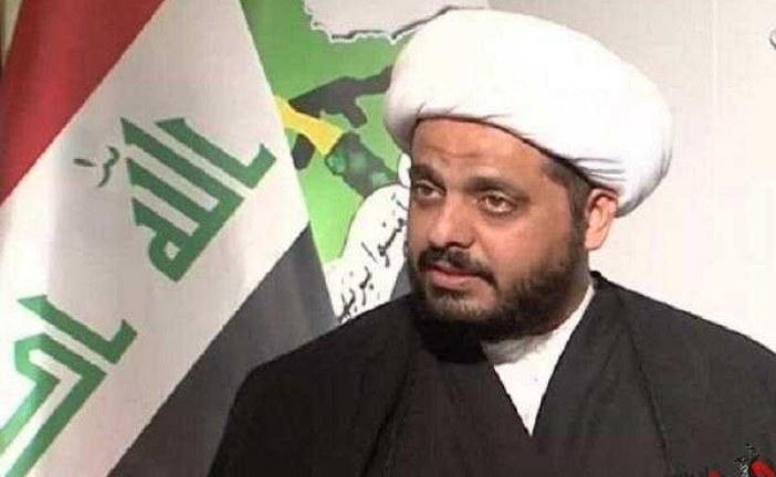 عصائب اهل الحق:آمریکا ابتدا میخواست سردار سلیمانی را در داخل خاک ایران ترور کنند که این طرح خنثی شد
