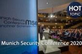 آغاز کنفرانس امنیتی ۳ روزه مونیخ با تمرکز بر تنشهای خاورمیانه