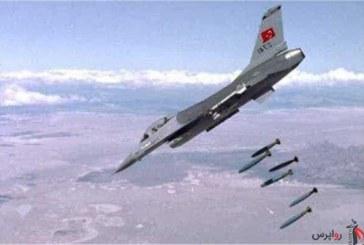 هواپیماهای ترکیه شمال عراق را بمباران کردند