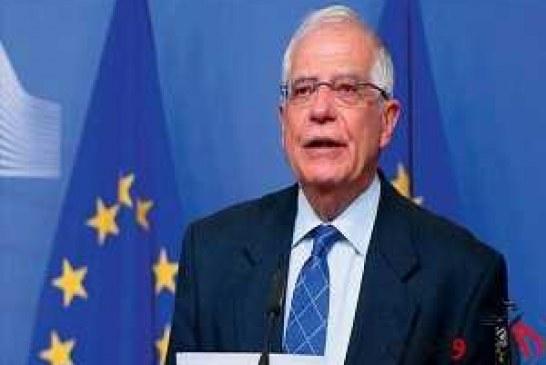 بورل از اقدامات یکجانبه ترکیه انتقاد کرد