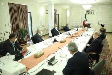 جلسه سران قوا با روسای کمیته های اصلی ستاد ملی مقابله با کرونا برگزار شد
