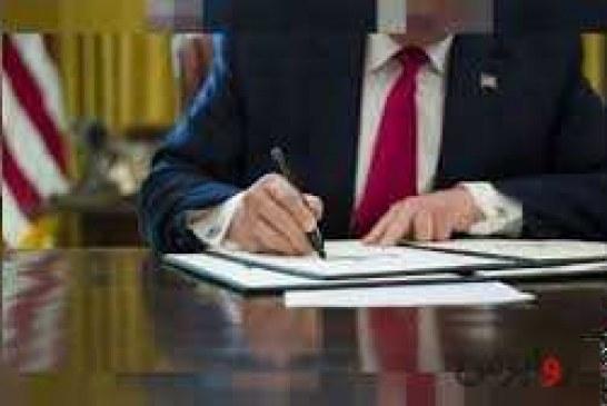 پیام نوروزی رئیس جمهور آمریکا / ترامپ بر ادامه تحریم ایران تاکید کرد
