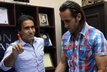 بهترین بازیکن تاریخ ایران از نگاه مهدویکیا / به نظرم علی کریمی بهترین بازیکن تاریخ فوتبال ایران است
