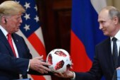 بازی سیاسی ترامپ و پوتین با توپ طلای سیاه