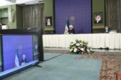 روحانی : قرنطینه چینی در ایران قابل اجرا نبود / روند ابتلا به کرونا نزولی شد