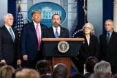 نیویورک تایمز: ترامپ هشدارهای وزیر بهداشت در ماه ژانویه درباره تهدید کرونا را نادیده گرفته بود