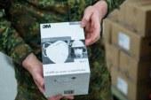 مصادره محموله ماسک کشور آلمان توسط آمریکا تکذیب شد