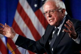 کناره گیری برنی سندرز از انتخابات ریاست جمهوری آمریکا