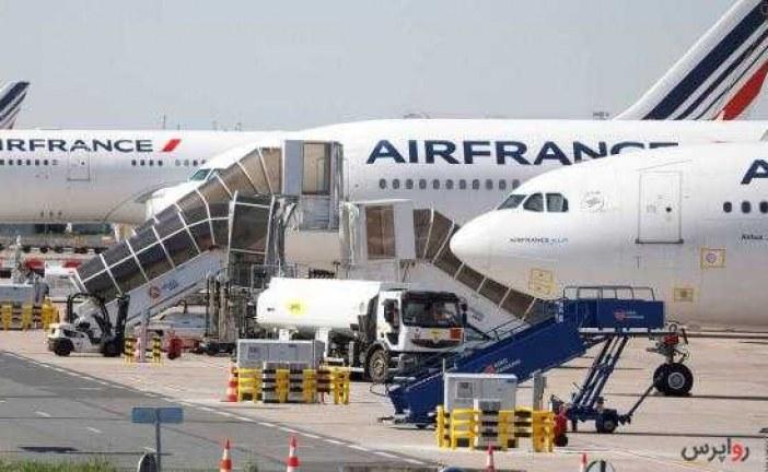 هواپیمای مسافری فرانسه در کنگو هدف گلوله قرار گرفت