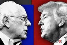 ترامپ: هوادارن سندرز به جمهوریخواهان ملحق شوند