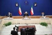 روحانی: اقدامات آمریکا برنامه ایران برای مقابله کرونا را با چالش مواجه کرده است