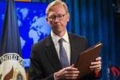 برایان هوک: آمریکا از هر روشی برای تمدید تحریم تسلیحاتی ایران استفاده میکند