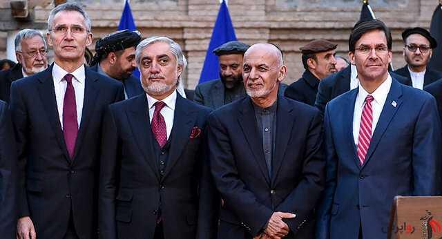 اشرف غنی و عبدالله توافق تقسیم قدرت امضا کردند