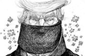 دونالد ترامپ: هنوز آزمایش پادتن کرونا را ندادهام